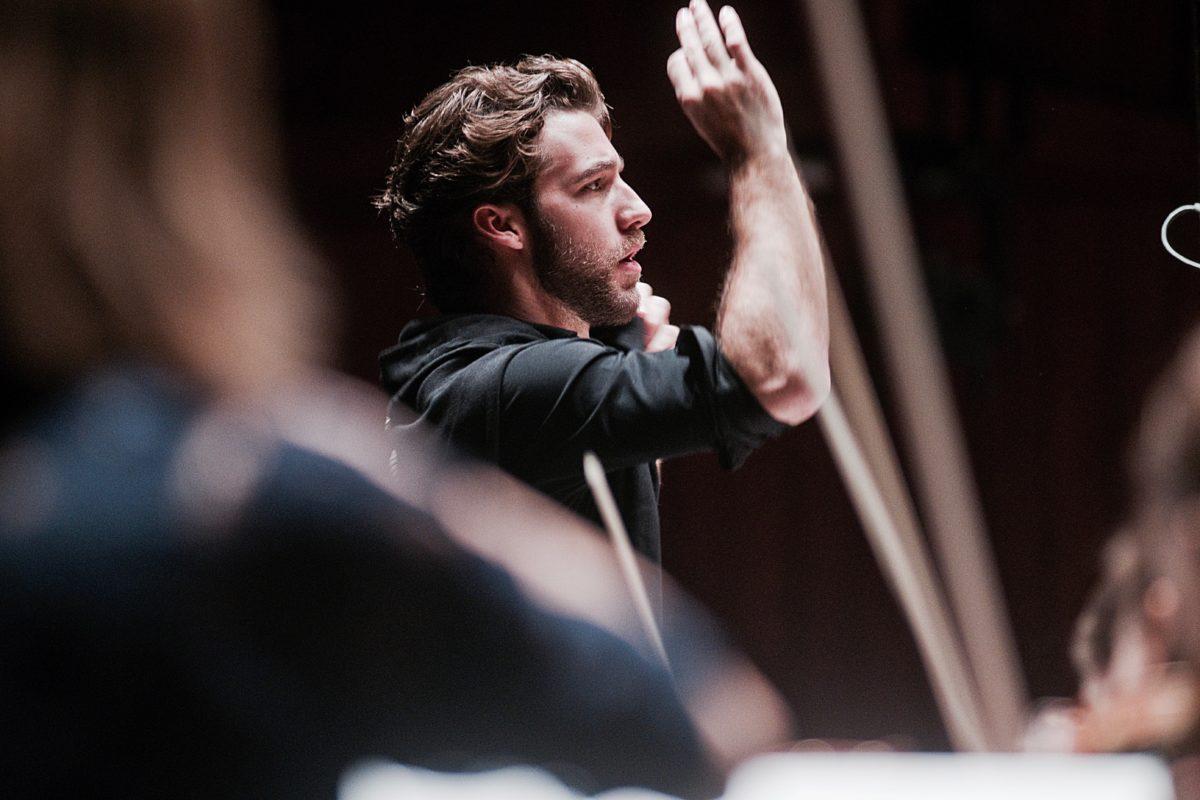 Lorenzo Viotti, Camerata Salzburg, Alina Ibragimova, Violine Clemens Hagen,  Wiener Konzerthaus