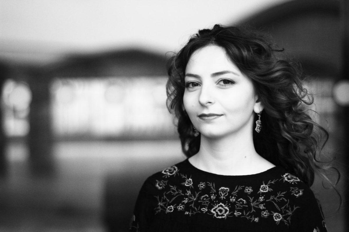 Ein Debütalbum mit heilsamer Wirkung, Ani Ter-Martirosyan,  CD-Besprechung