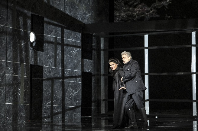 Giuseppe Verdi, MACBETH, Anna Netrebko, Placido Domingo,  Staatsoper Unter den Linden, Berlin