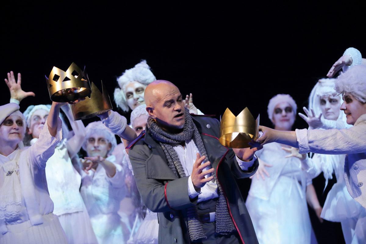 Giuseppe Verdi, Macbeth,  Staatstheater Cottbus