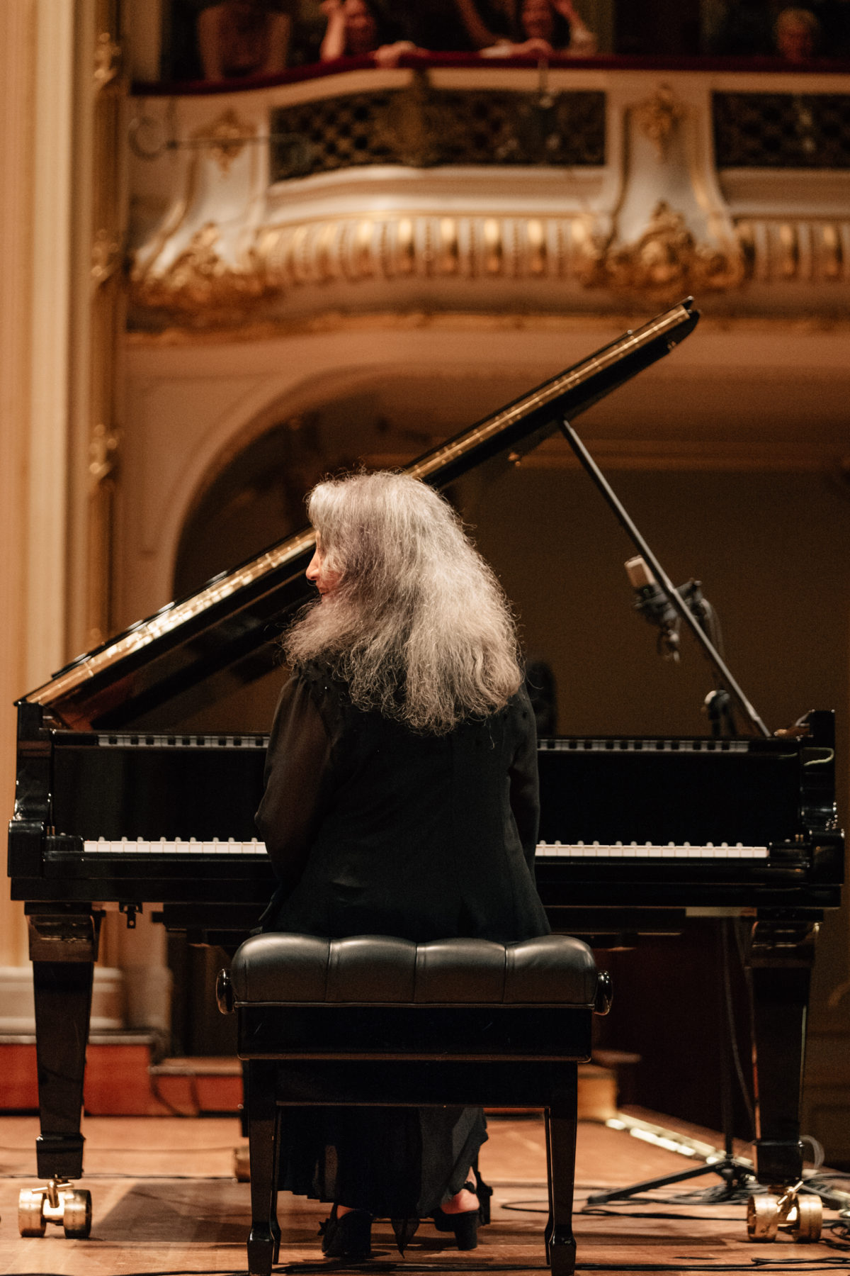 Martha Argerich Festival, Symphoniker Hamburg, Martha Argerich,  Laeiszhalle, Hamburg,23. Juni 2019