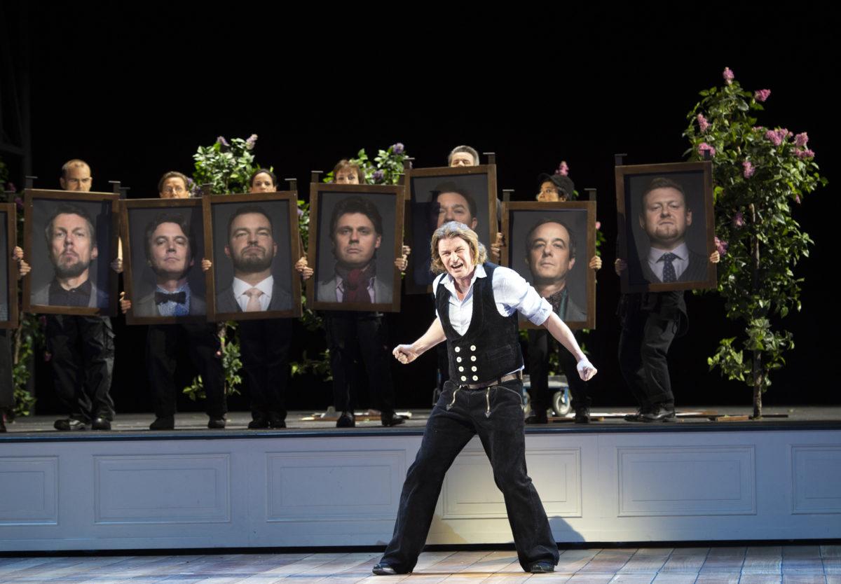 Richard Wagner, Die Meistersinger von Nürnberg,  Großes Festspielhaus, Osterfestspiele Salzburg, 22. April 2019