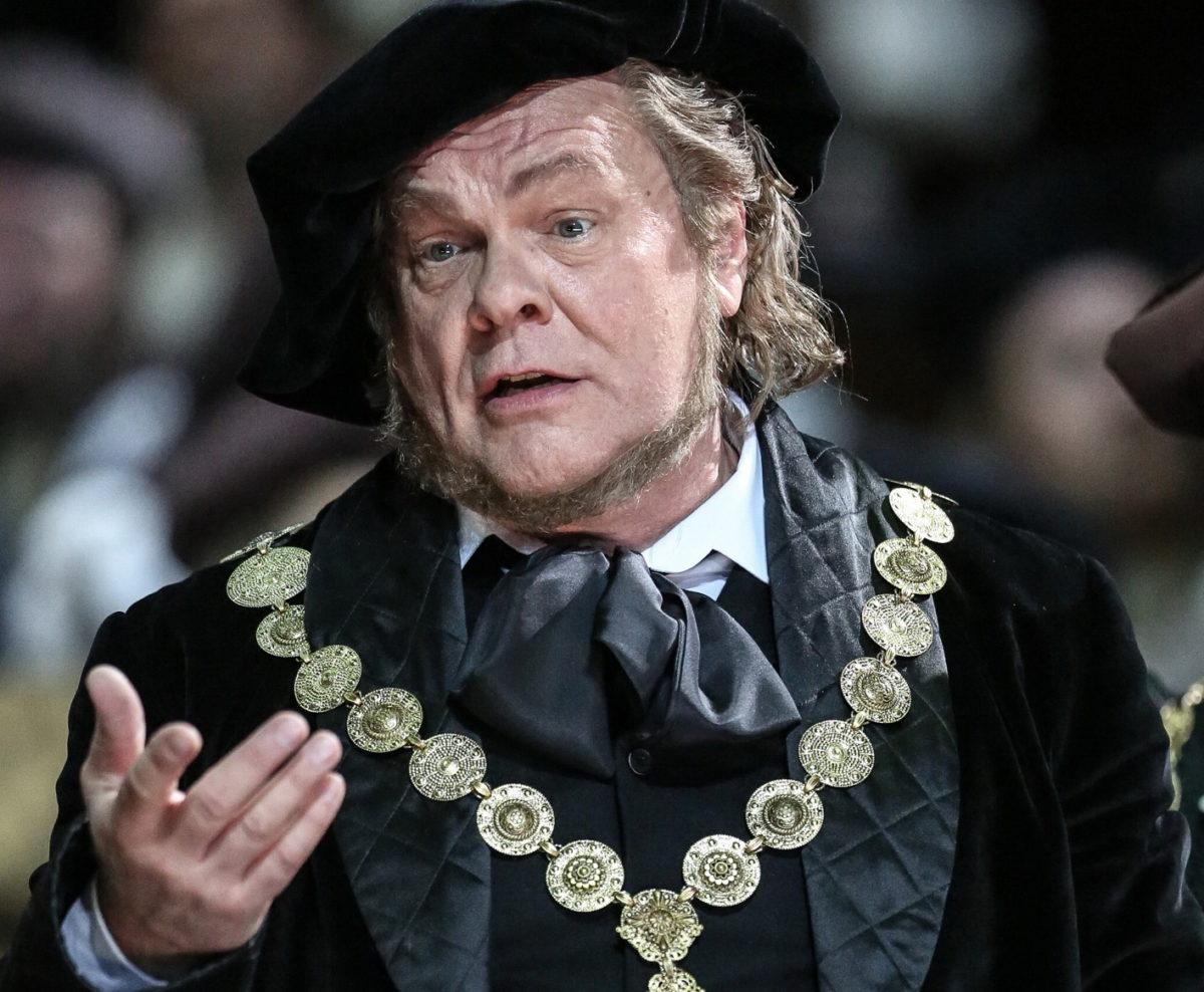 Interview mit Michael Volle, Bayreuther Festspiele 2019
