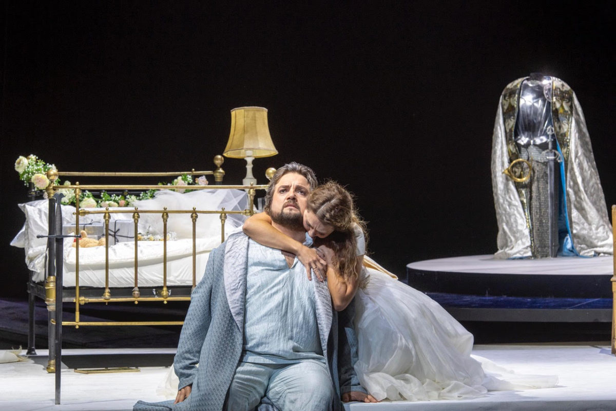 Richard Wagner, Lohengrin, Theater Bonn, 4. November 2018