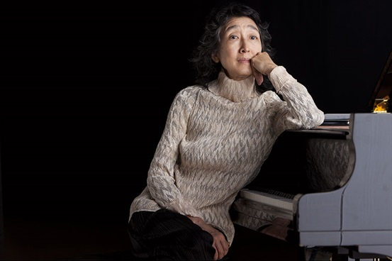 Mitsuko Uchida, Mahler Chamber Orchestra, Wiener Konzerthaus, 26. September 2019