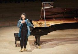 Mitsuko Uchida, Mozart, Schumann, Widmann,  Elbphilharmonie Hamburg