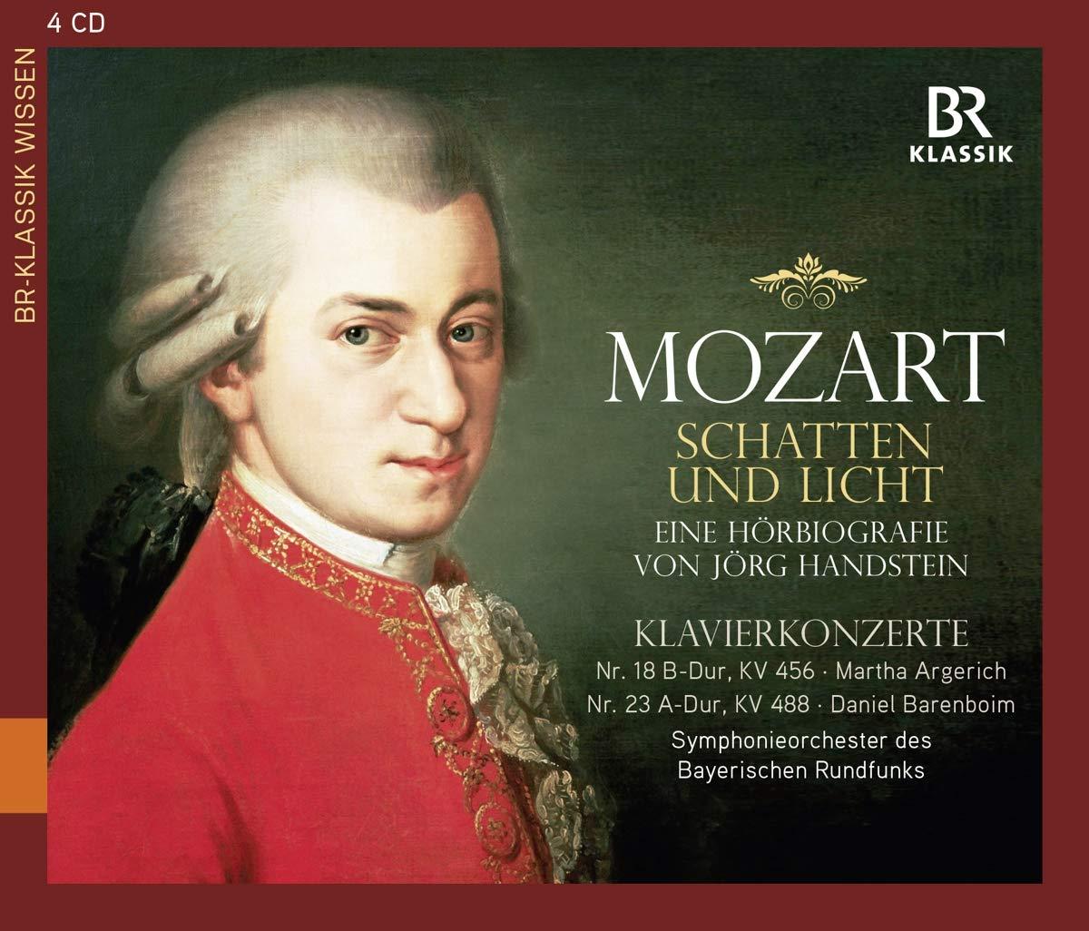 CD-Rezension: MOZART. Schatten und Licht – Eine Hörbiografie von Jörg Handstein