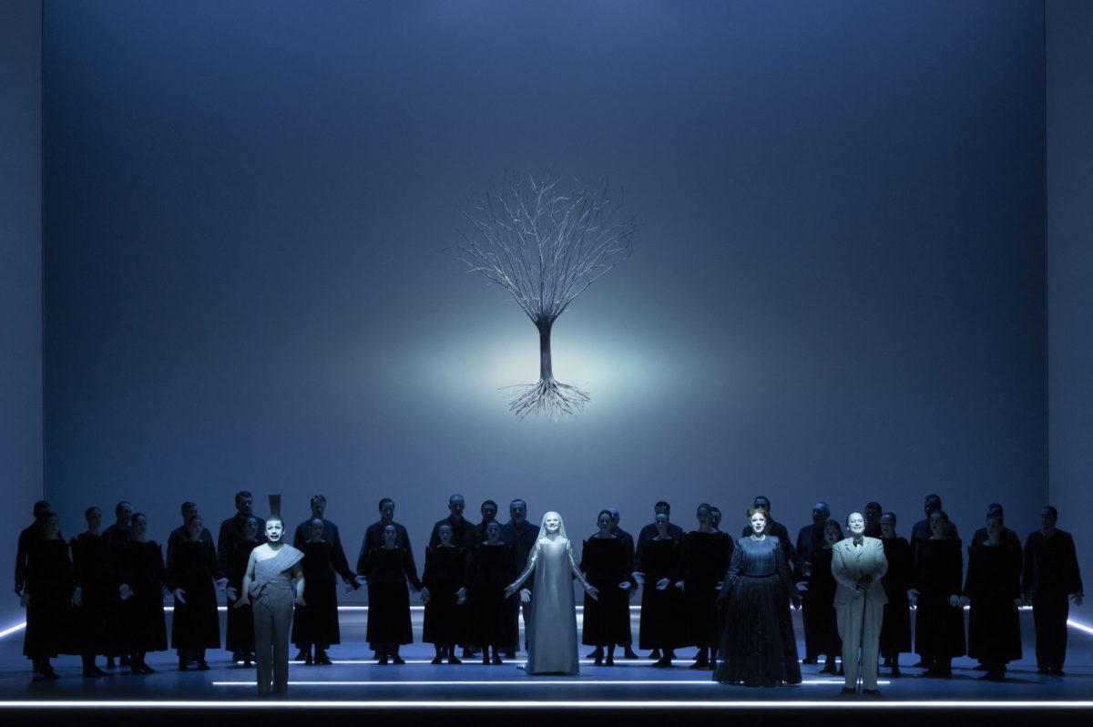 """Händels """"Messias"""" in einer wunderlichen Optik, Marc Minkowski, Les Musiciens du Louvre,  DVD-Besprechung"""