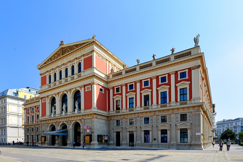 Studierende der Musik und Kunst Privatuniversität Wien, L. v. Beethoven,  Wiener Musikverein