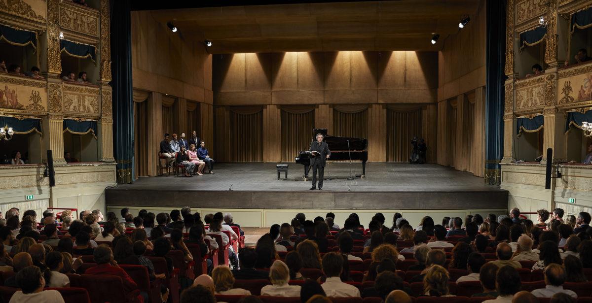 Riccardo Mutis Opernakademie in Ravenna 2019