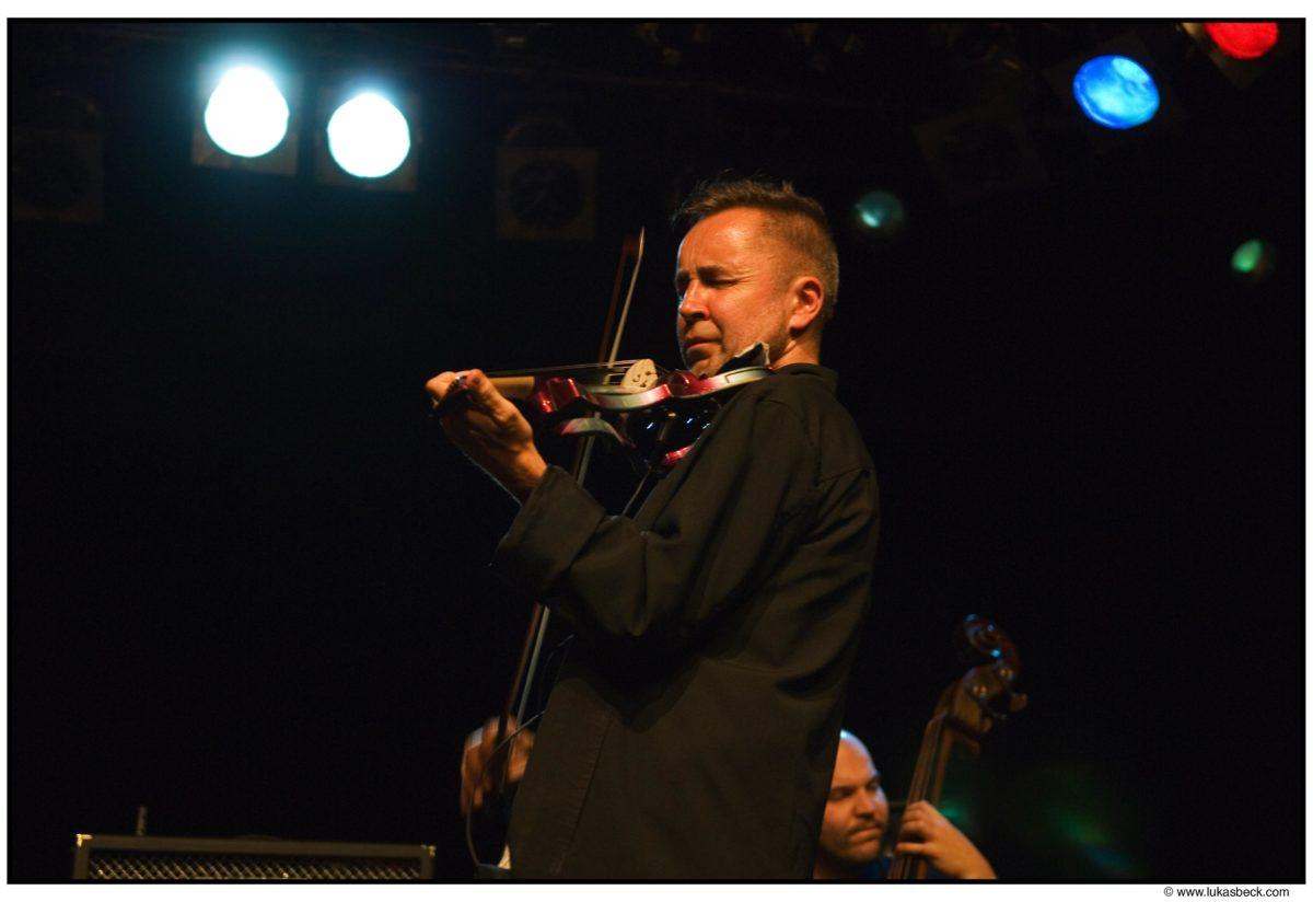 Nigel Kennedy, Paquito d'Rivera Septet,  Festival da Jazz St. Moritz