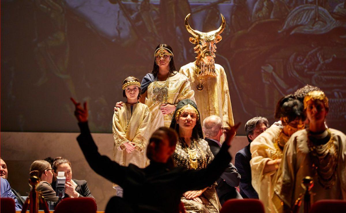 Giuseppe Verdi, Nabucco,  Staatsoper Hamburg, 23. März 2019