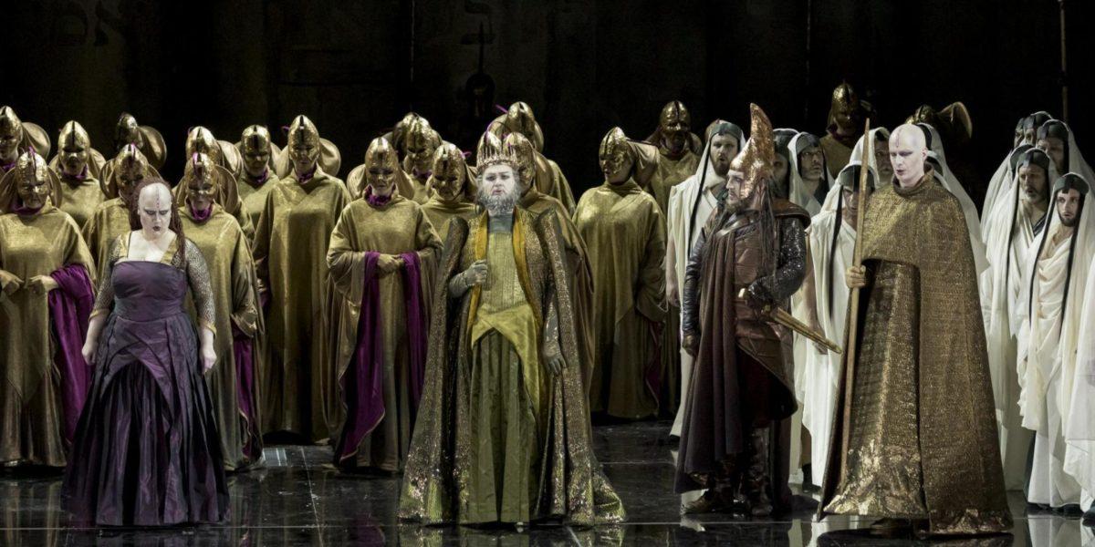 Giuseppe Verdi, Nabucco,  Teatro Regio Torino, 21. Februar 2020