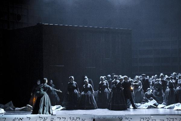 Giuseppe Verdi, Nabucco  Deutsche Oper Berlin, 27. Dezember 2019