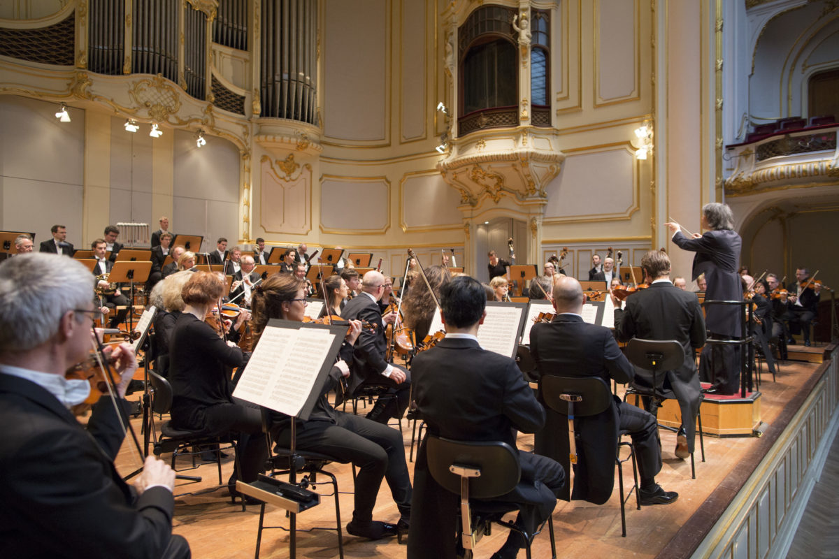 Kent Nagano / Gidon Kremer, 3. Philharmonisches Konzert,  Laeiszhalle, Hamburg