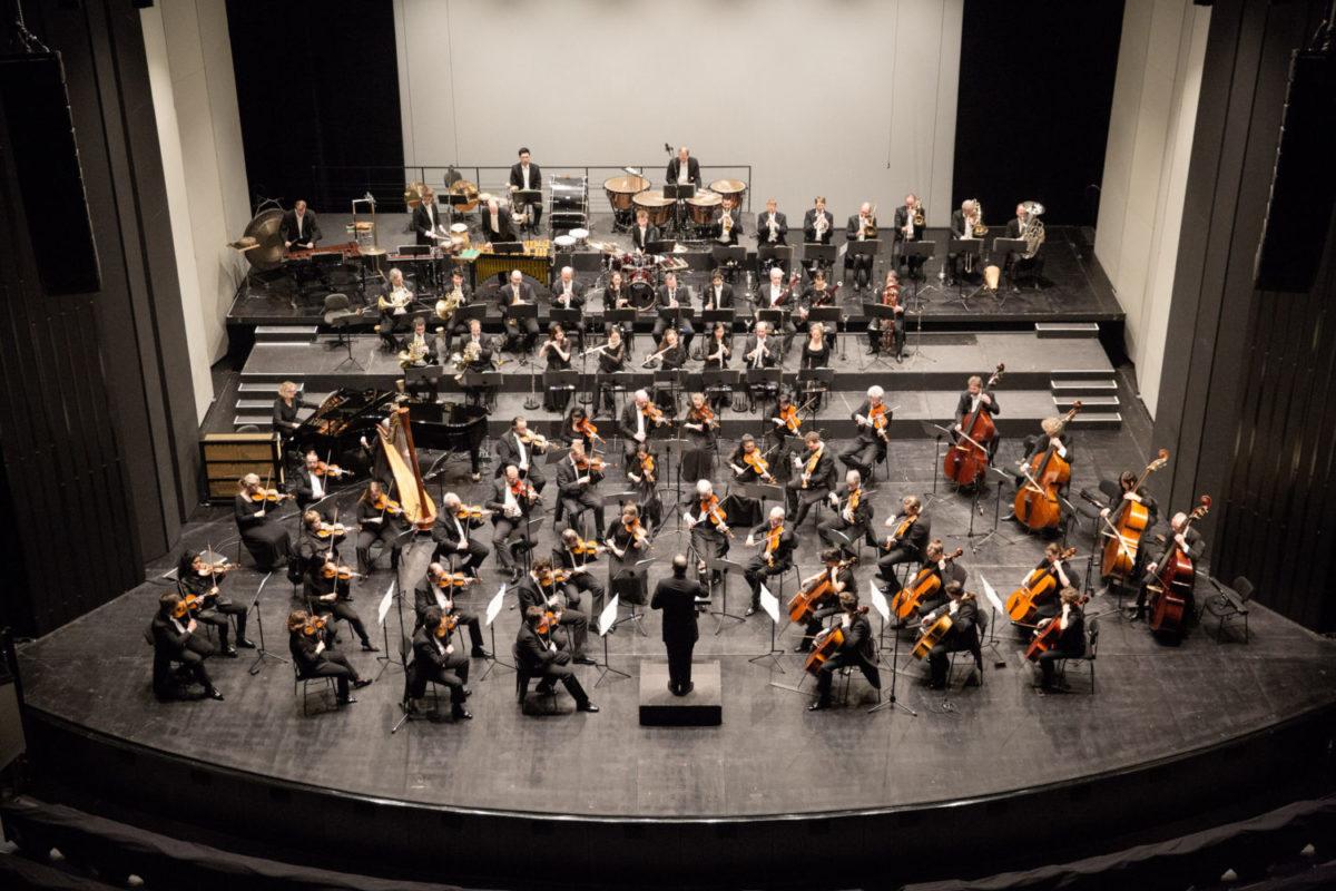 Neue Philharmonie Westfalen, Roberto Paternostro, Eleonore Marguerre,  Ruhrfestspielhaus Recklinghausen
