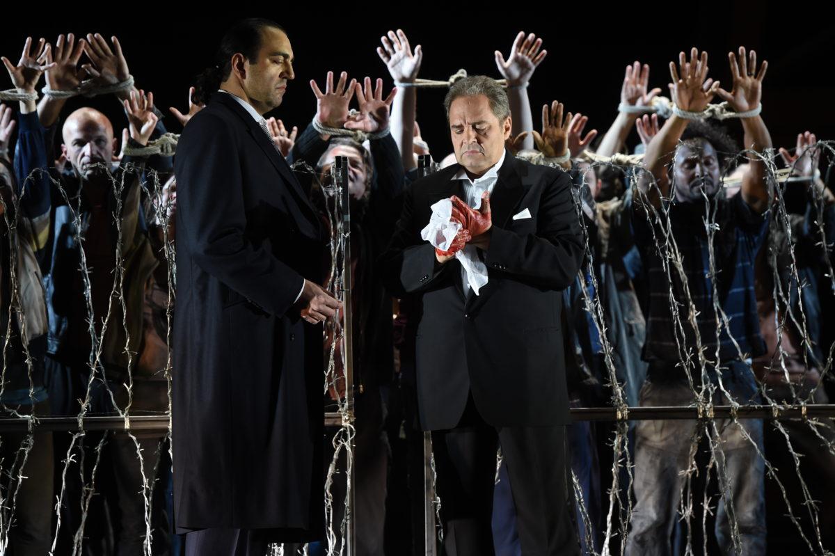 Giuseppe Verdi, Otello,  Staatsoper Hamburg
