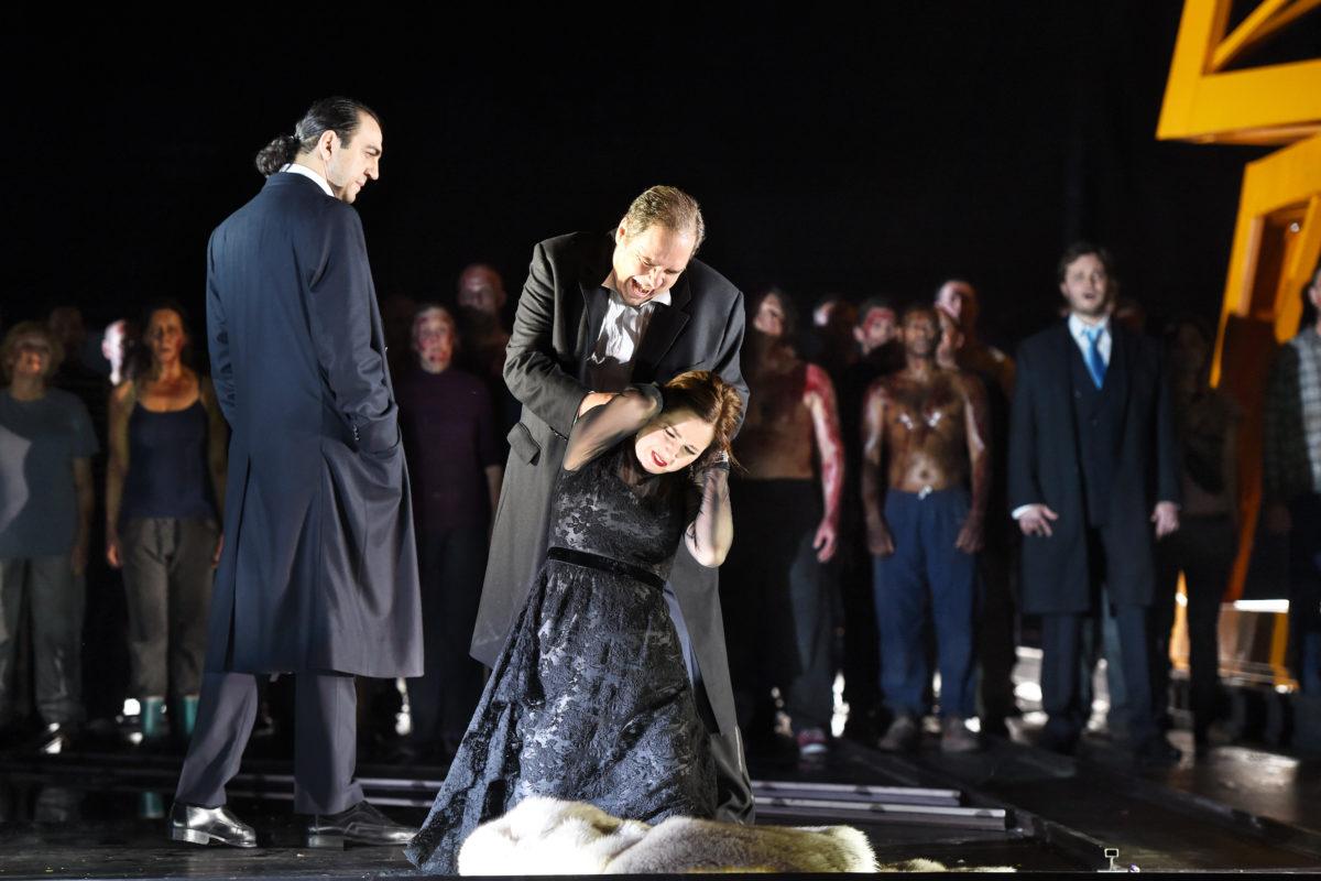 Giuseppe Verdi, Otello,  Staatsoper Hamburg, 3. Oktober 2019