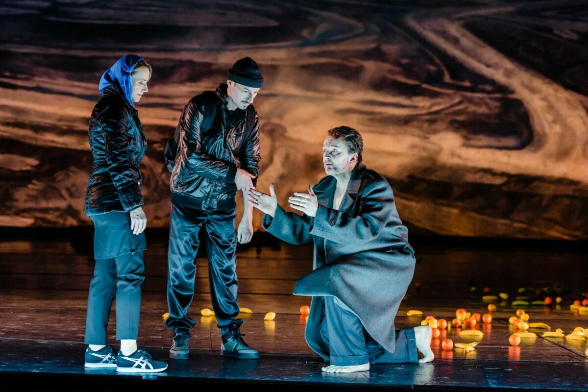 """Viktor Ullmann, """"Der Sturz des Antichrist"""", Oper Leipzig,  klassik-begeistert.de"""