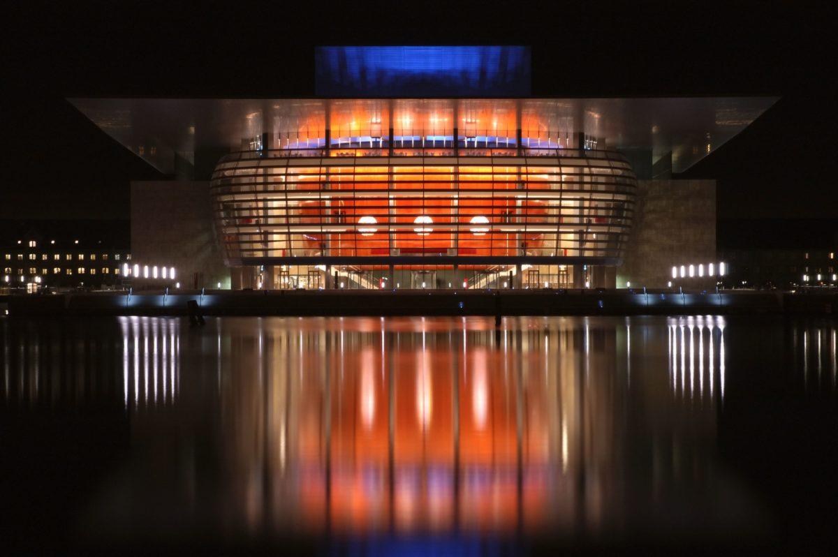 Giacomo Puccini, Tosca,  Königliche Oper Kopenhagen, 4. Mai 2019