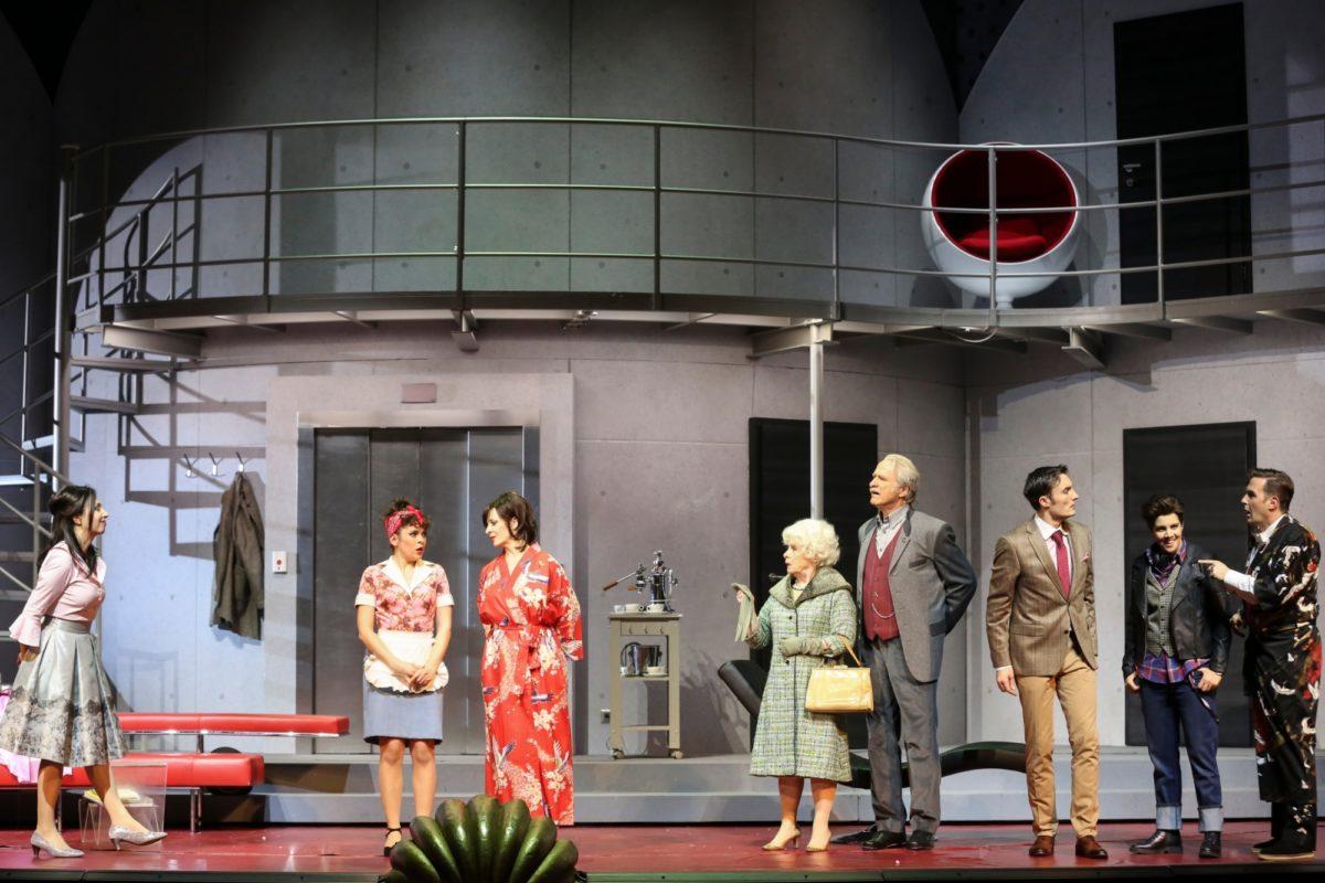 Richard Heuberger, Der Opernball, Volksoper Wien, 17. Februar 2018