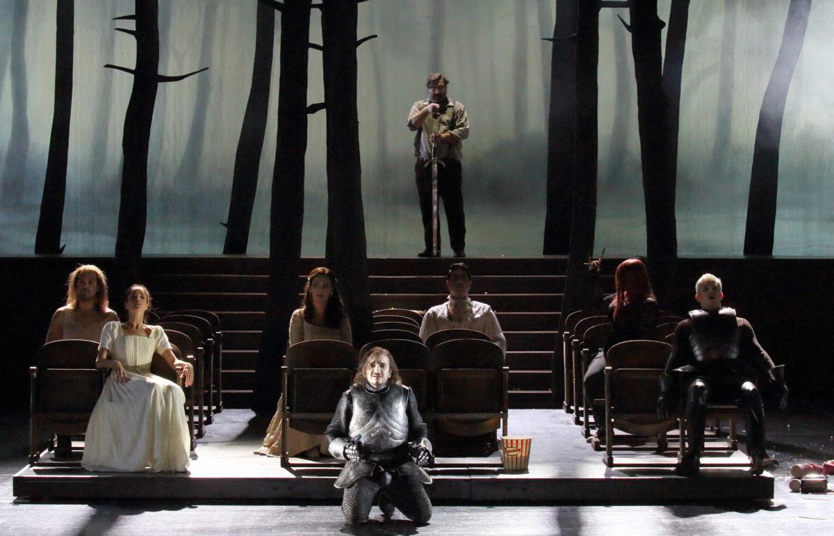 Joseph Haydn, Orlando Paladino, Münchner Opernfestspiele 2018, Prinzregententheater, München, 25. Juli 2018