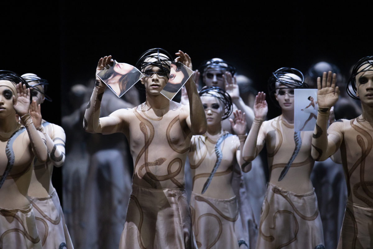 Christoph Willibald Gluck,Orphée et Eurydice,  Staatsoper Hamburg, 9. Februar 2019