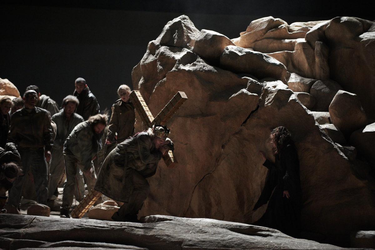 Parsifal, R. Wagner,  Deutsche Oper Berlin