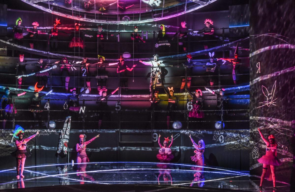 Richard Wagner, Parsifal, Andreas Schager, Kwangchul Young, Claudia Mahnke, Vladimir Baykov, Wolfgang Koch, Kent Nagano  Staatsoper Hamburg