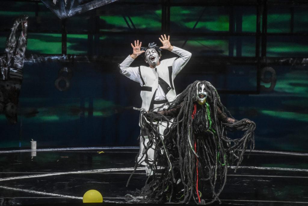 Richard Wagner, Parsifal, 27. September 2017,  Staatsoper Hamburg,