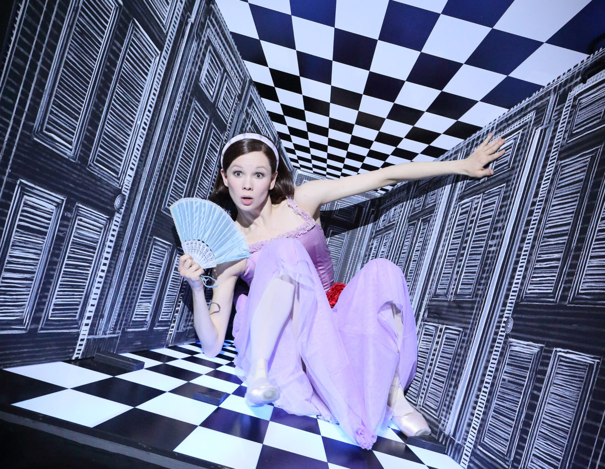Alice im Wunderland,  Nationaltheater München, 12. November 2019