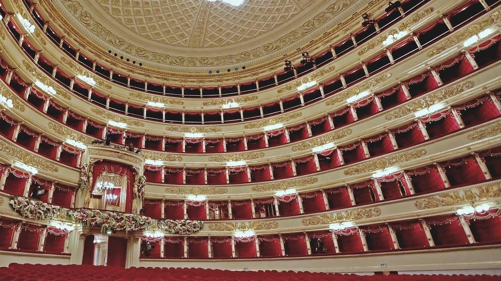 Teatro alla Scala, Milano, 2018
