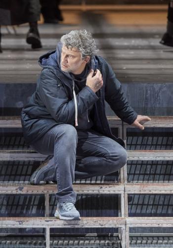 Richard Wagner, Parsifal  Wiener Staatsoper, 11. April 2021 (Stream bei ARTE Concert vom 18. April)