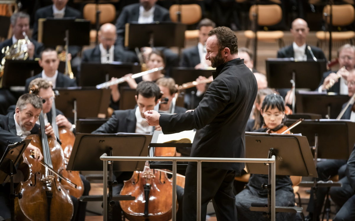 Philharmonie Berlin, Antrittskonzert Kirill Petrenko, 23.August 2019