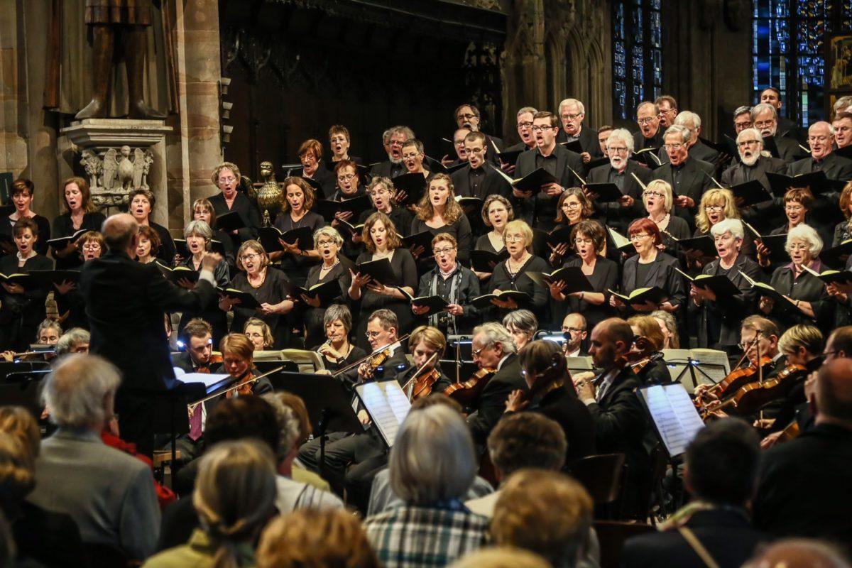 Philharmonischer Chor des Musikvereins Dortmund, Dortmunder Philharmoniker,  St. Reinoldikirche, Dortmund