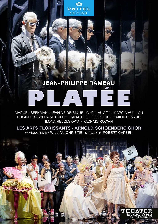 DVD Rezension: Jean-Philippe Rameau, Platée,  klassik-begeistert.de