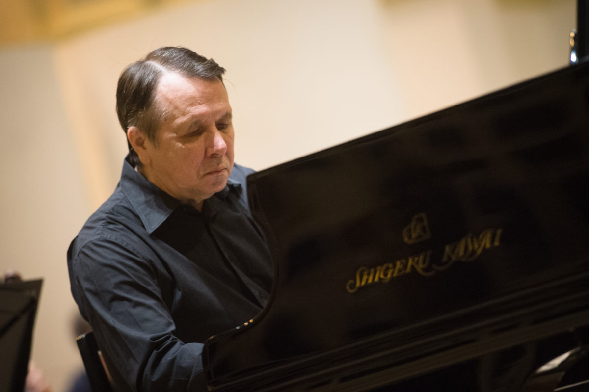 Mikhail Pletnev, Sergej Rachmaninow,  Kölner Philharmonie