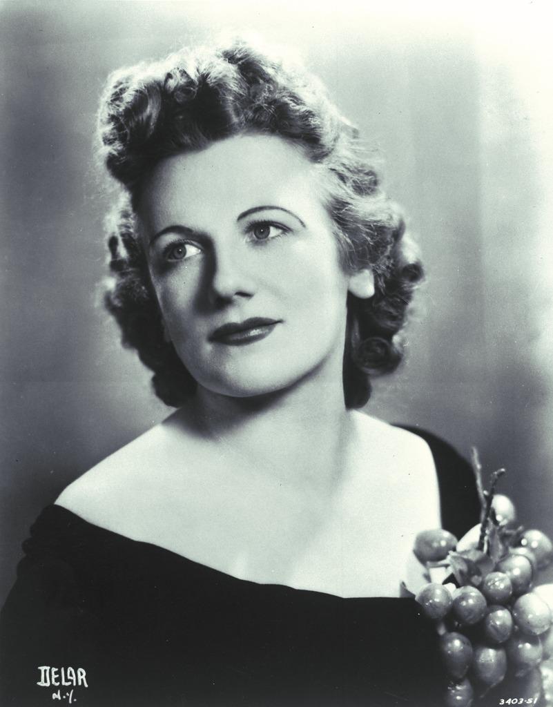 Sommereggers Klassikwelt 33: Interrupted Melody – das bewegte Leben der Sängerin Marjorie Lawrence
