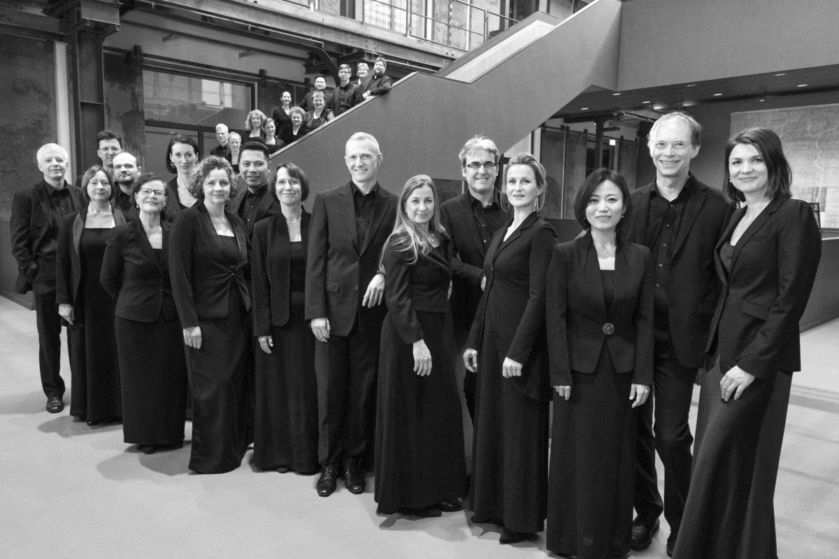 RIAS Kammerchor Berlin, Sheridan Ensemble, Justin Doyle,  Philharmonie Berlin, Kammermusiksaal