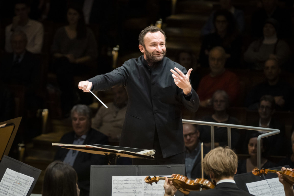 Berliner Philharmoniker, Kirill Petrenko  Philharmonie Berlin, 19. September 2020