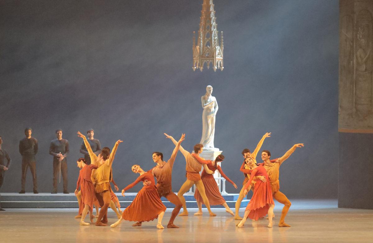 Marius Petipa / Ray Barra, Raymonda,  Bayerische Staatsoper, München