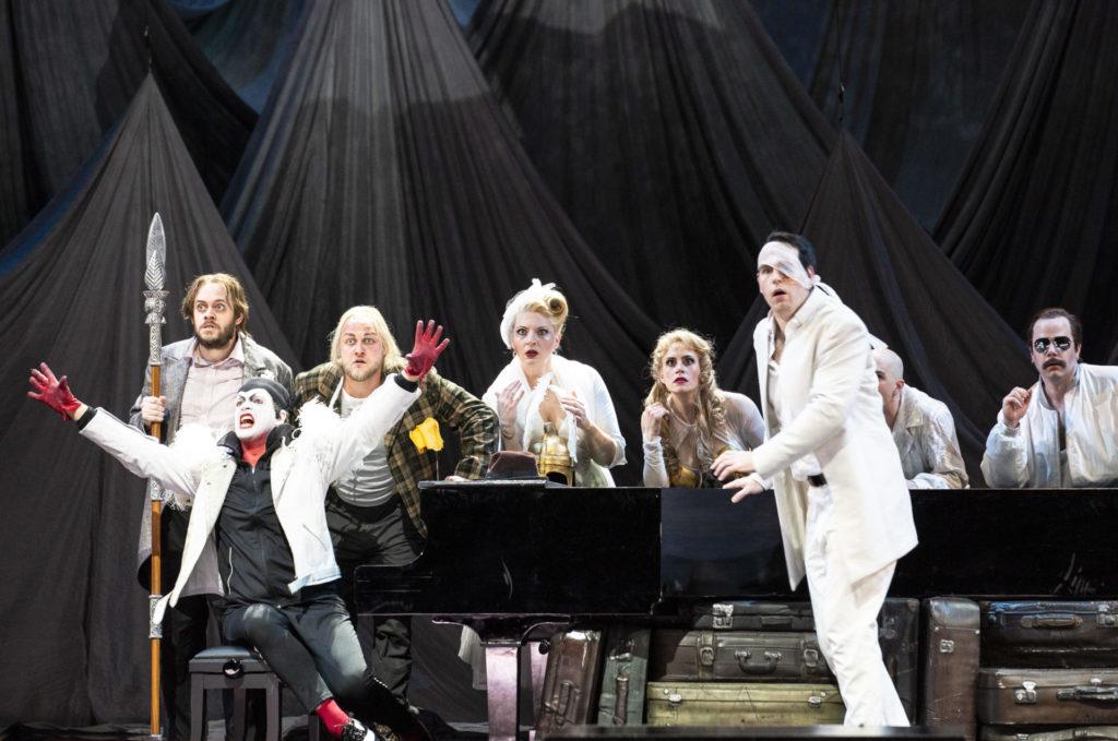 """Richard Wagner, """"Das Rheingold"""",  Deutsche Oper Berlin, Premiere am 12. Juni 2021"""