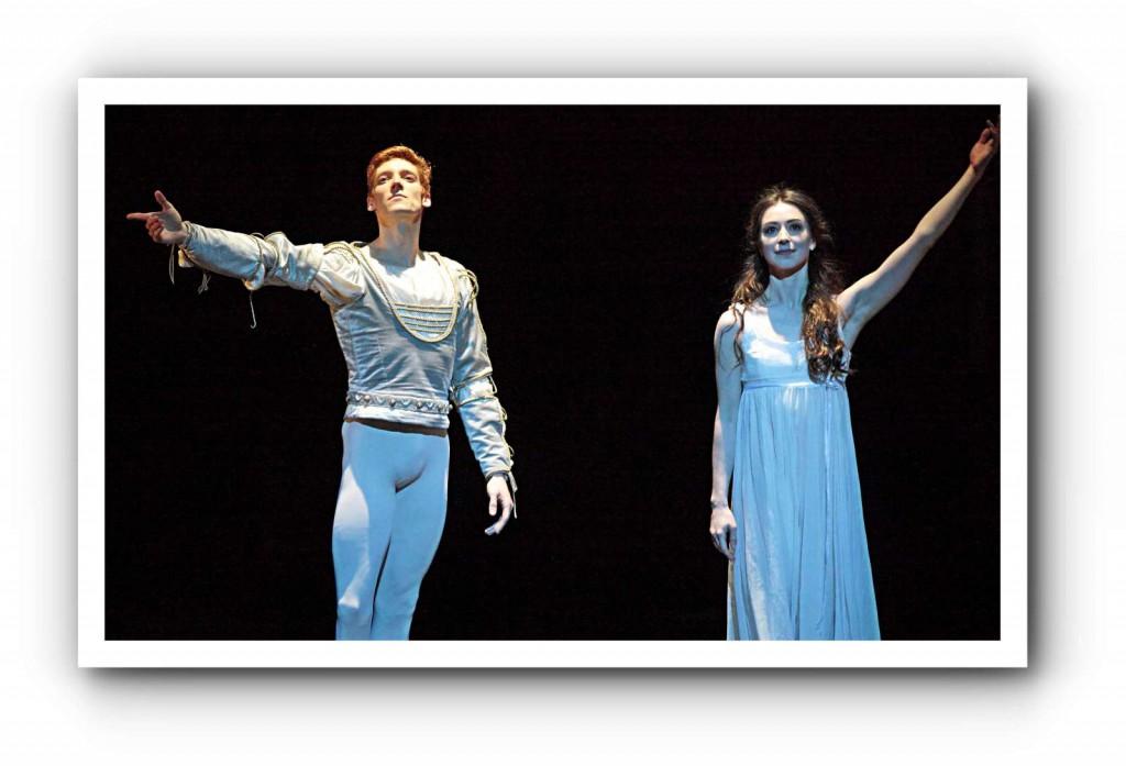 John Cranko, Sergei Prokofjew, Romeo und Julia,  Bayerisches Nationaltheater