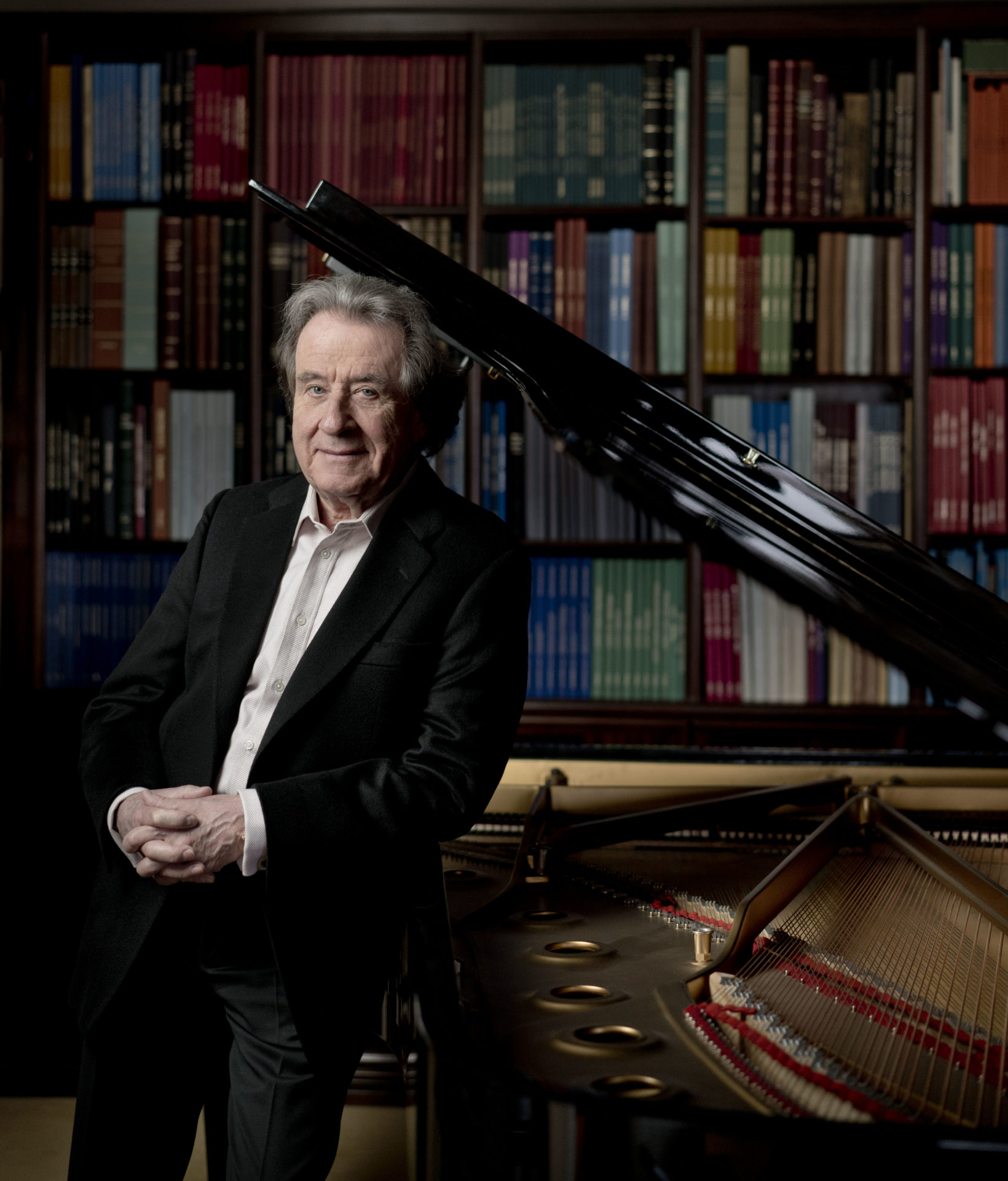 Klaviermatinee mit Rudolf Buchbinder,  Wiener Konzerthaus, Großer Saal, 11. Oktober 2020