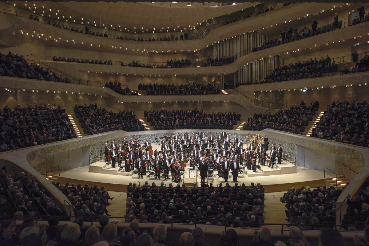 Richard Wagner, Die Walküre, Götterdämmerung, Christian Thielemann, Sächsische Staatskapelle Dresden, Anja Kampe, Stephen Gould, Georg Zeppenfeld,  Elbphilharmonie Hamburg