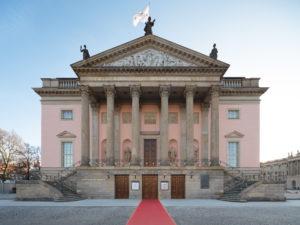 Benjamin Britten, War Requiem,  Staatsoper Unter den Linden, Berlin