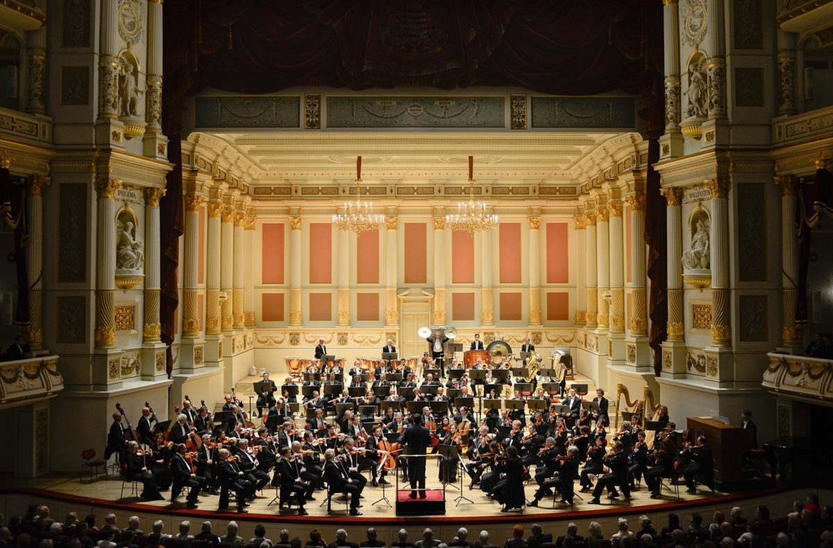 Christian Thielemann, Sächsische Staatskapelle Dresden,  Semperoper Dresden, 20. Oktober 2020