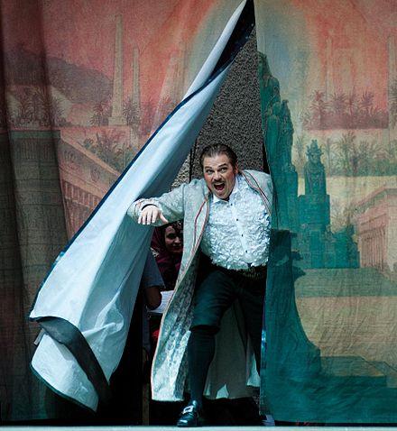 Liederabend MICHAEL SCHADE, JENDRIK SPRINGER (Klavier),  Wiener Staatsoper