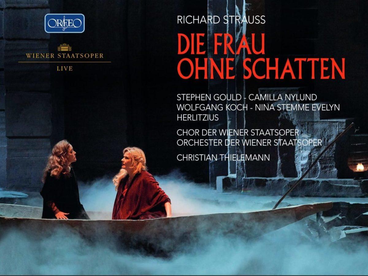 Richard Strauss, Die Frau ohne Schatten, Orchester der Wiener Staatsoper, Christian Thielemann,  CD-Besprechung