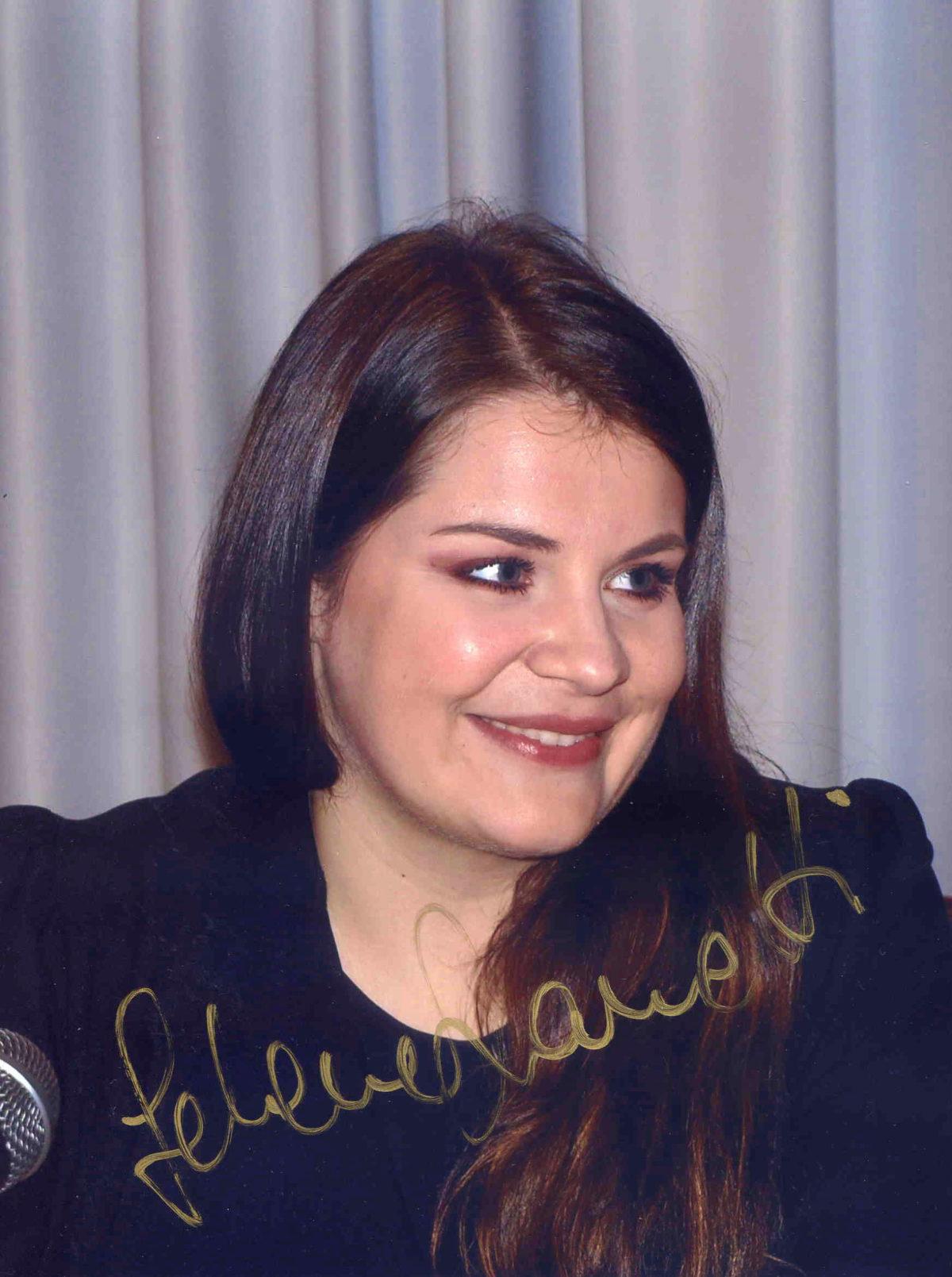 Rising Stars 5: Selene Zanetti, Sopran – bereit für den Absprung